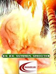 ....Ice Ice Summer Smoothie